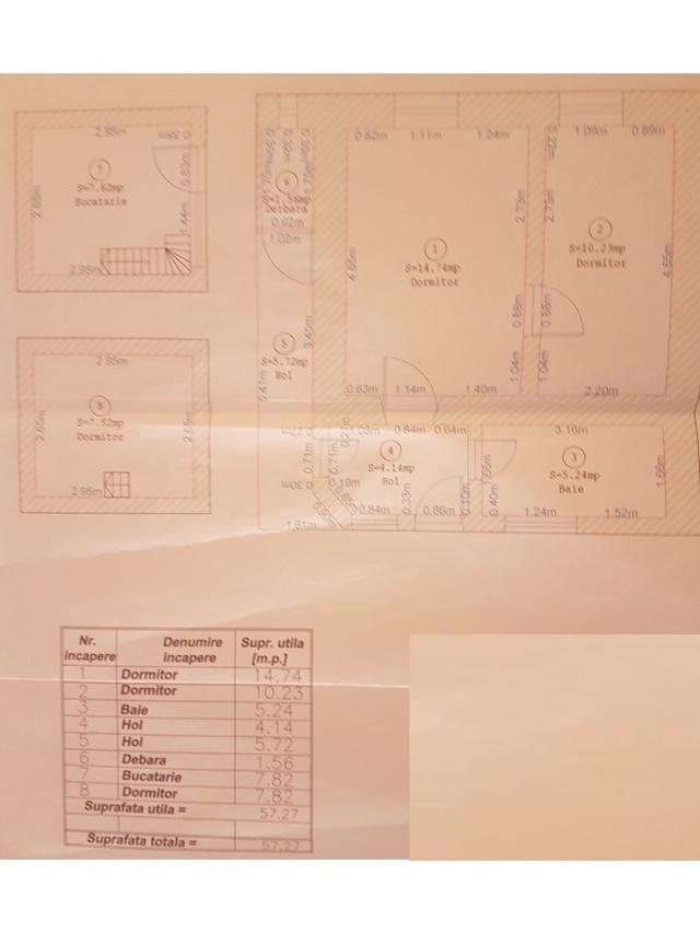 Picture 9 of Apartament 3 camere la casa - Zona Centrala - 9 Mai in Sibiu