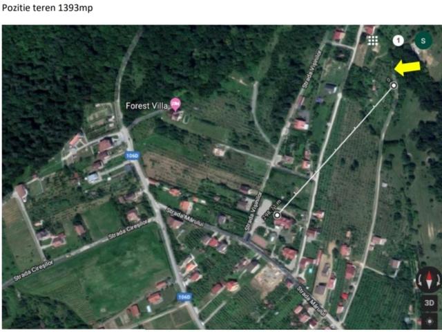 Picture of Teren 1393 mp - Cisnadioara - Apfelhaus in Cisnădioara