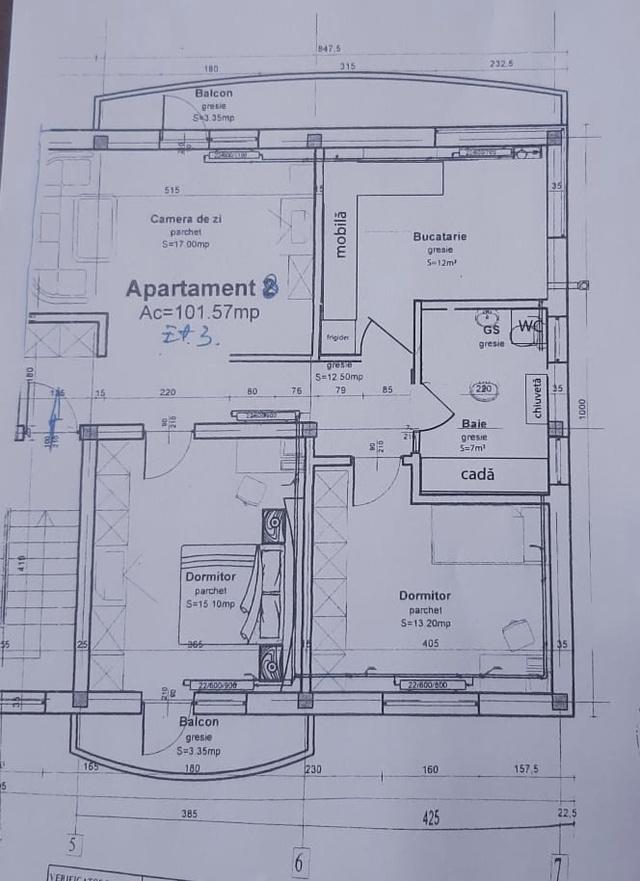 Picture 7 of Apartament 3 camere - Zona Selimbar - Brana in Șelimbăr